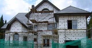 Фасадные работы Ульяновск цена от 253 руб. м2